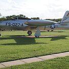 """F-84 E/G """"Thunderjet"""" by TxGimGim"""