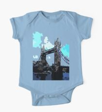 London Tower Bridge UK Kids Clothes