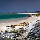 Outer Hebrides Sunshine by Michael Treloar