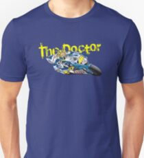 The Doctor. Valentino Rossi Unisex T-Shirt