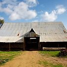 historyscapes #137, big barn by stickelsimages