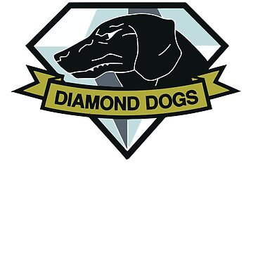 Diamond Dogs (MGSV) by paperoni-themes