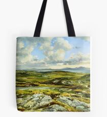 Inishowen Penninsula in County Donegal, Ireland. Tote Bag