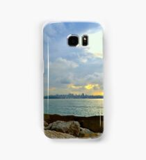 Beirut From A Distance Samsung Galaxy Case/Skin