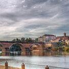 The Dordogne . by Irene  Burdell