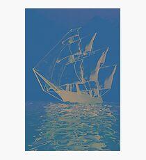 Windjammer Photographic Print