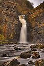 Lealt Falls (1) by Karl Williams