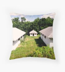Barracks Throw Pillow