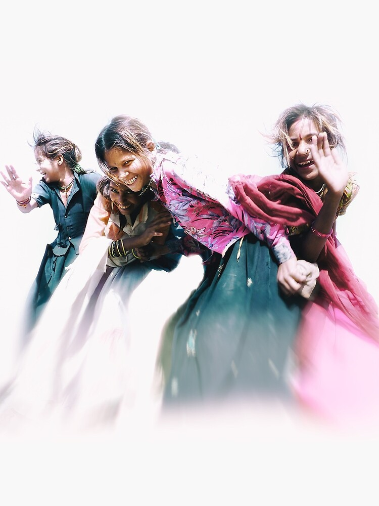 gypsy girls of rajasthan by handheld-films