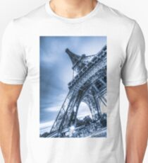 Eiffel Tower 4 Unisex T-Shirt