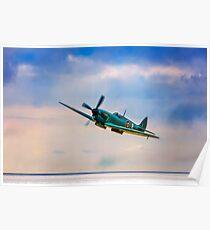Reconnaissance Spitfire Poster