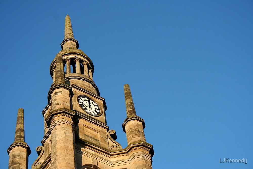 St George's-Tron Church by LJKennedy