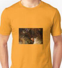 Fish in sea anemones aquarium Unisex T-Shirt