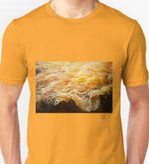 Yellow sea anemones macro Unisex T-Shirt