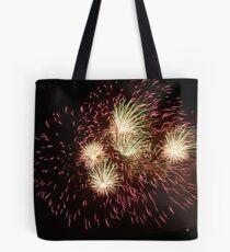 Joyful Fireworks! Tote Bag