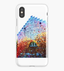 Scary Crying House - Unique Photography  iPhone Case/Skin
