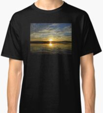 Sunset On Lough Swilly.....................Most Products Classic T-Shirt