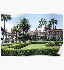 Ponce De Leon Hotel Poster