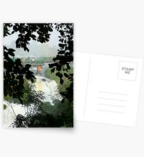Above the falls, Brazil Postcards