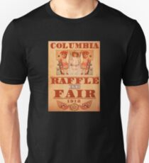 BioShock Infinite – Columbia Raffle and Fair Poster T-Shirt