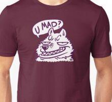 Mad Dogs: U MAD? Shiba - Dark Version Unisex T-Shirt