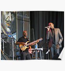 2011 MBBF Freddie Jackson Poster