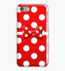 Minnie Red iPhone Case/Skin