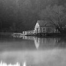 View of Daylesford Lake by Samantha Lewandowski