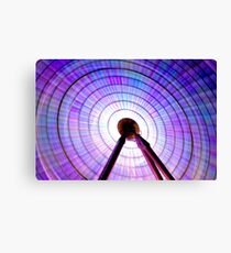 Colour Wheel: Ferris Wheel Canvas Print