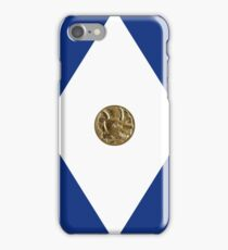 Triceratops Power Coin - Mighty Morphin Power Rangers - Cosplay iPhone Case/Skin
