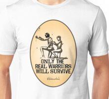 Real warriors  Unisex T-Shirt