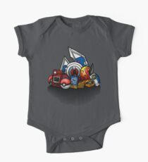 Anime Monsters Kids Clothes