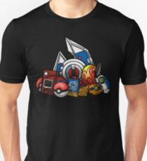 Anime Monsters T-Shirt