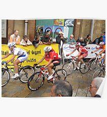 Giro Tuscana 2009 Poster