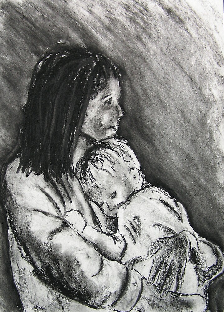 Mothers Arms by Heidi Wolfenden