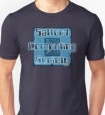 Salford Computing Soceity Logo2 T-Shirt
