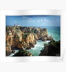 Ponta da Piedade, Algarve Poster