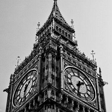 London, Big Ben by thomasrichter