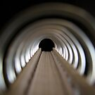 Ringed tunnel by Tracy Friesen
