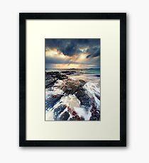 Sanna Storms II Framed Print