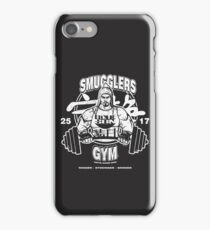 Smugglers Gym iPhone Case/Skin
