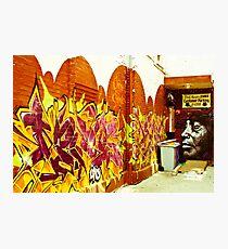 Street Art Toronto Photographic Print