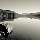 Early Morning On Thirlmere by Brian Kerr