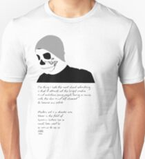 Advertise to Death Unisex T-Shirt
