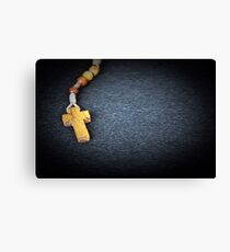 rosary  Canvas Print