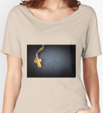 rosary  Women's Relaxed Fit T-Shirt