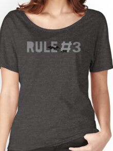 Rule #3 Women's Relaxed Fit T-Shirt