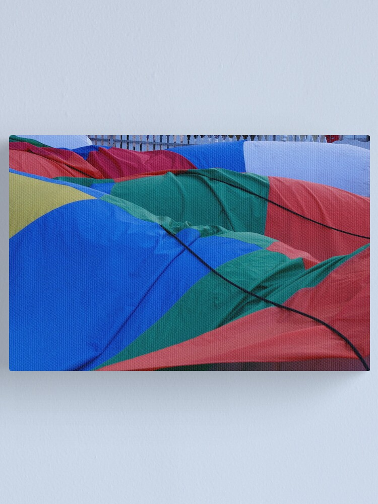 Alternate view of Oh No, They've Let Me Down AGAIN! Canvas Print