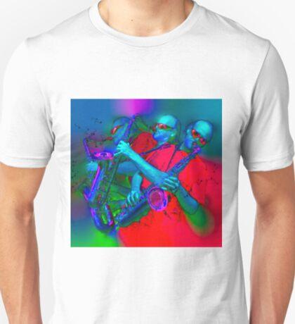 Singin' Da Blues T-Shirt