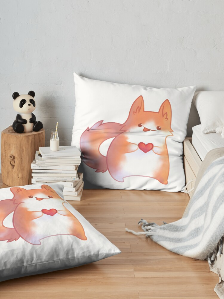 Alternate view of Ginger Cat Floor Pillow